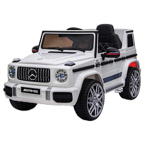 Купить Barty Автомобиль Mercedes-Benz AMG G63 BBH-0003, белый, Электромобили