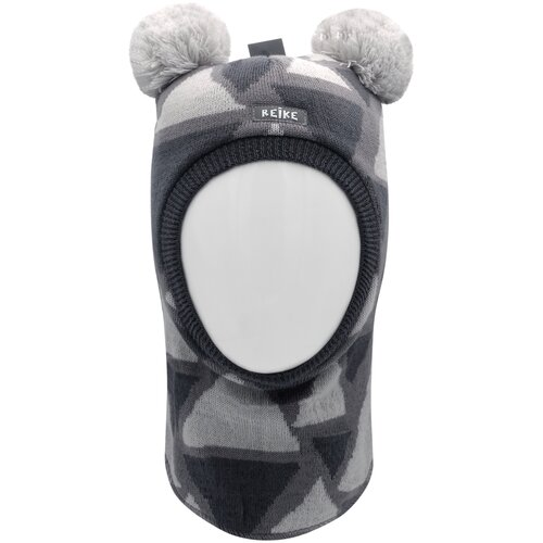 Шапка-шлем Reike размер 48, grey панамка reike ежевика фуксия р 48