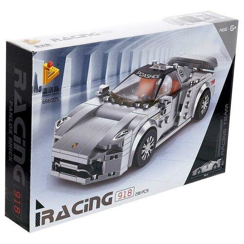 Купить Конструктор Panlos Racing 666005 918, Конструкторы