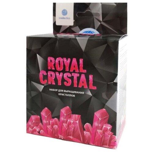 Купить Набор для исследований Intellectico Royal Crystal розовый, Наборы для исследований