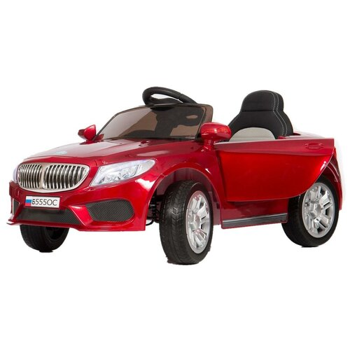 Купить Barty Автомобиль BMW Б555ОС, вишня, Электромобили