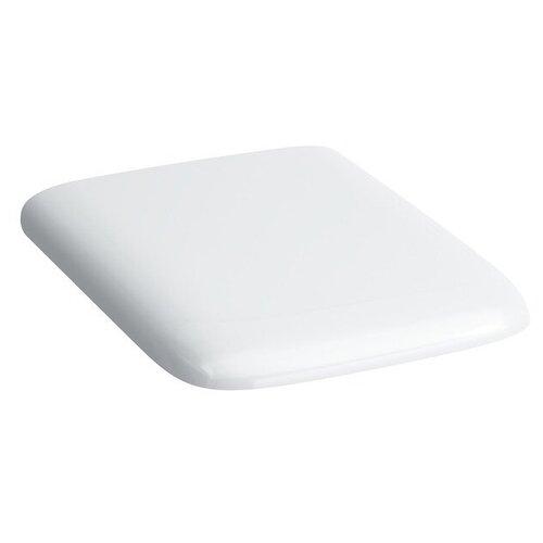 Фото - Крышка-сиденье для унитаза LAUFEN 8.9170.1.300.000.1 дюропласт с микролифтом белый сиденье для унитаза с микролифтом laufen palace 8 9170 1 300 000 1