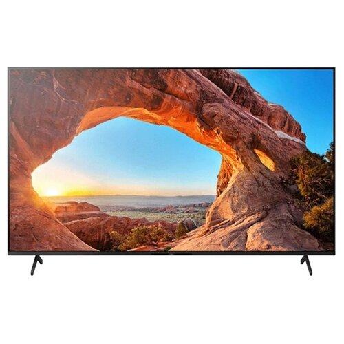 Фото - Телевизор Sony KD-85X85TJ 85 (2021), черный телевизор oled sony kd 65ag9 64 5 2019 черный