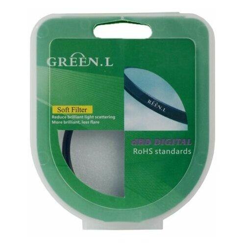 Фото - Светофильтр Green-L (Soft) - 77mm светофильтр green l soft 40 5mm