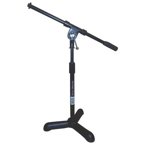 Фото - Микрофонная стойка напольная OnStage MS7311B микрофонная стойка напольная onstage ms8310
