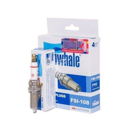 FINWHALE FSI108 Свеча зажигания IRIDIUM Berlingo B9 1.6 / C3 II, C3 Picasso 09- 1.4, 1.6 / C4 II, C4 Picasso Gr
