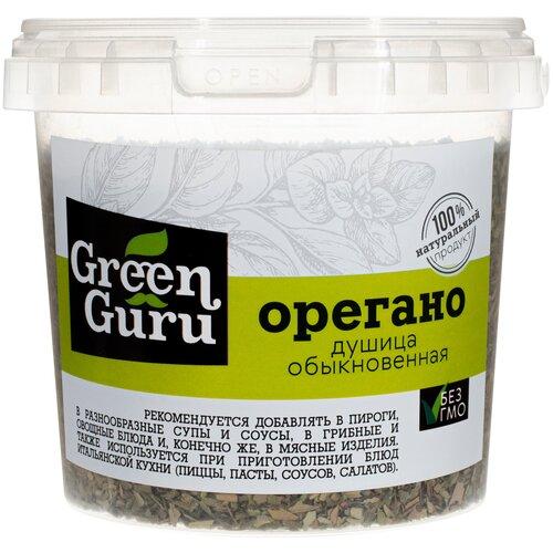 Орегано (душица обыкновенная), ТМ GREEN GURU, фасовка ведро, вес 200 г