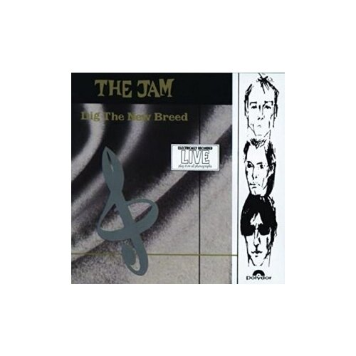 Фото - Компакт-диски, Polydor, THE JAM - Dig The New Breed (CD) new total english starter workbook with key cd