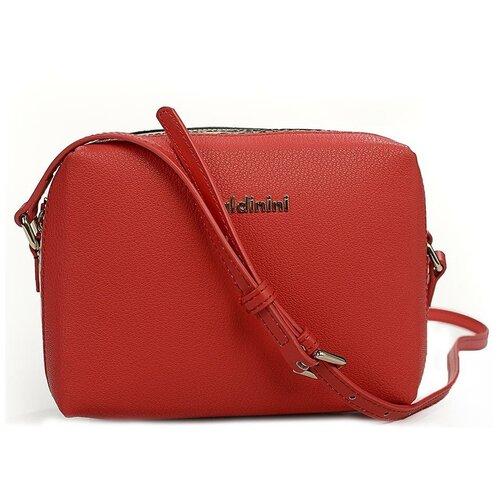 Baldinini Сумка-клатч женская Baldinini G2APWG3A0012B95 red/beige Claudia 001 недорого