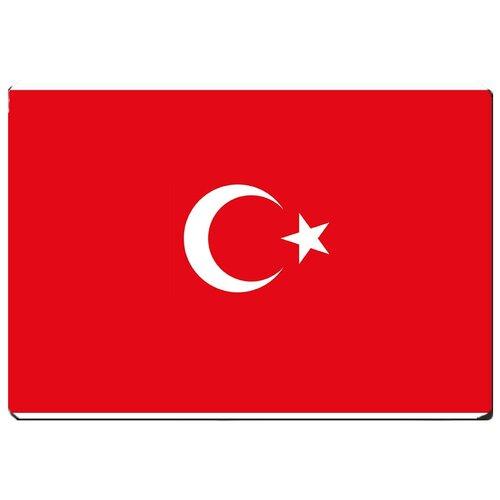Игровой коврик для мыши флаг Турции
