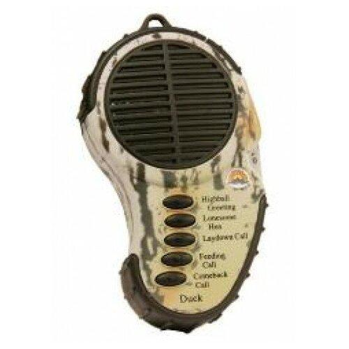 Звуковой имитатор Cass Creek на утку, 5 звуков