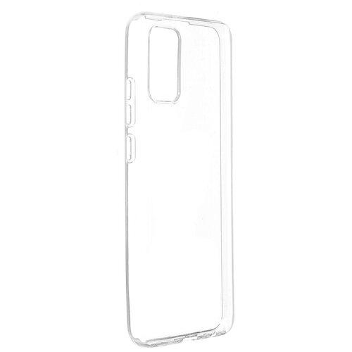 Чехол iBox для Samsung Galaxy A02s Crystal Silicone Transparent УТ000023497 чехол ibox для samsung galaxy m21 crystal silicone transparent ут000021234