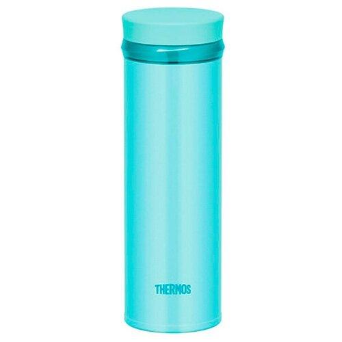 Термос для напитков Thermos JNO-351-MNT, 0.35 л, голубой (924629)
