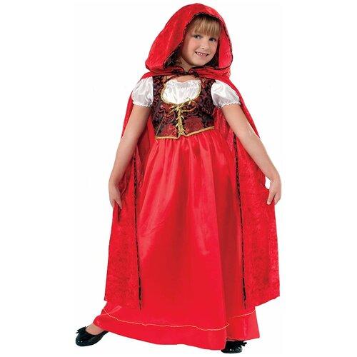 Карнавальный костюм для детей Forum Novelties Красная шапочка с плащом детский Forum, M (8-10 лет)