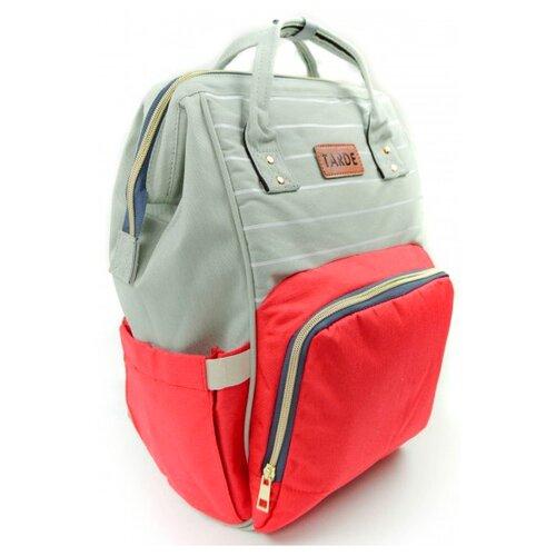 Сумка-рюкзак женская Forest kids, текстиль, red