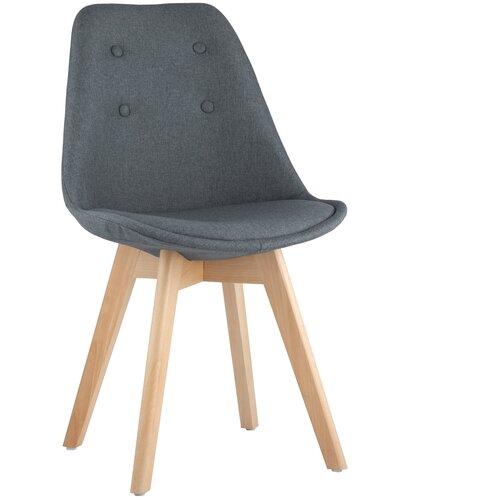 Фото - Стул TARIQ, голубой, дер. ножки стул stool group tariq голубой деревянные ножки tariq blue