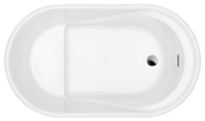 Ванна отдельностоящая ABBER AB9277 130x75 — купить по выгодной цене на Яндекс.Маркете