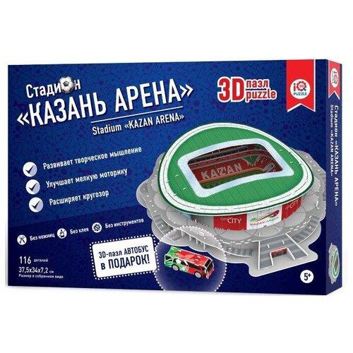 Конструктор 3D-пазл Казань стадион Арена