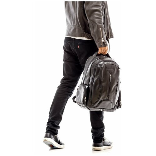Мужской рюкзак Malvern Black недорого