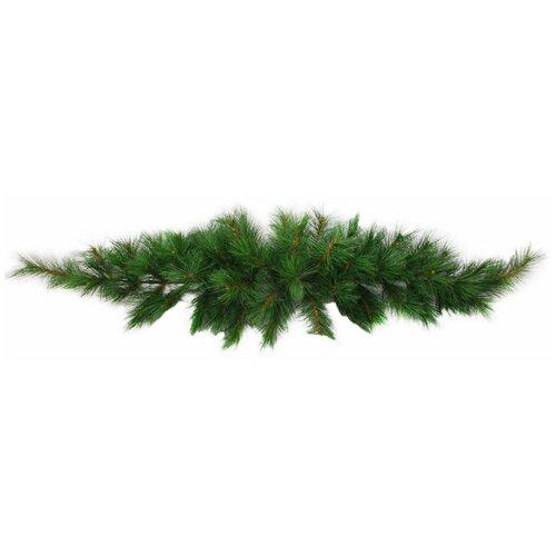 Сваг сосновый зеленый, хвоя - леска, 122 см, Holiday Classics 04050SW
