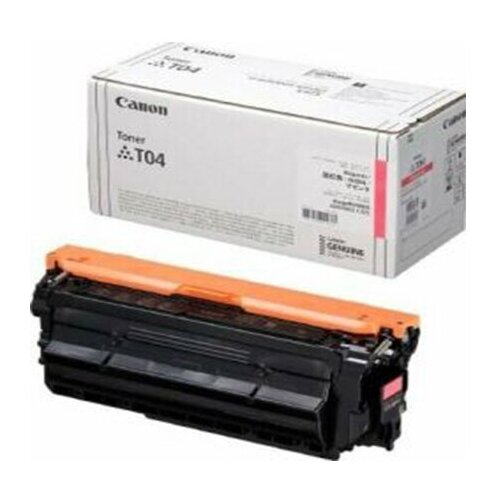 Фото - Тонер-картридж Canon T04 M (2978C001) тонер картридж canon t04 b 2980c001