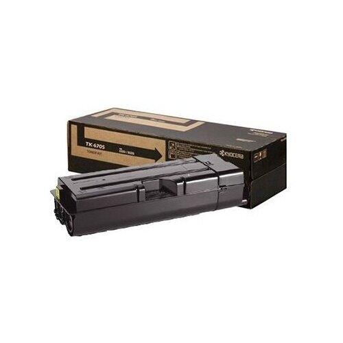 Фото - Лазерный картридж Kyocera TK-6705 (1T02LF0NL0) Black картридж лазерный kyocera tk 160
