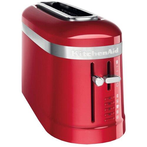 Фото - Тостер KitchenAid 5KMT3115EER, красный тостер kitchenaid 5kmt2204efp морозный жемчуг