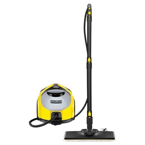 Фото - Пароочиститель KARCHER SC 5 EasyFix Iron Kit, желтый/черный пароочиститель karcher sc 2 желтый черный [1 512 050 0]