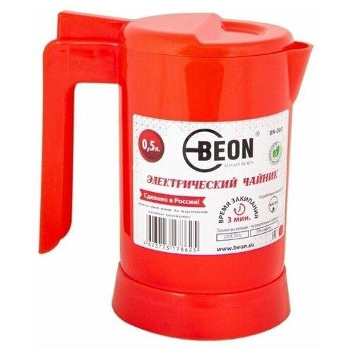 Чайник Beon BN-003 0.5л красный