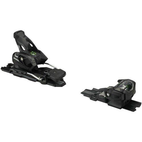 горнолыжные крепления на ботинки lenz accupack adapter 2 0 ns Горнолыжные крепления Elan Attack 13 At Demo 2018-2019 solid black