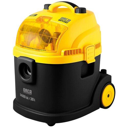 Пылесос Sencor SVC 3001, желтый/черный робот пылесос sencor svc 9031 черный