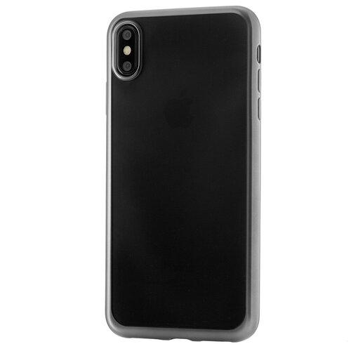 Фото - Чехол-накладка uBear Frame Tone Case для Apple iPhone Xs Max для Apple iPhone Xs Max black чехол накладка ubear soft tone для apple iphone 6 iphone 6s прозрачный
