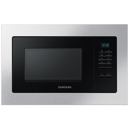 Встраиваемая микроволновая печь Samsung MS20A7013AT 20л, биокерамика