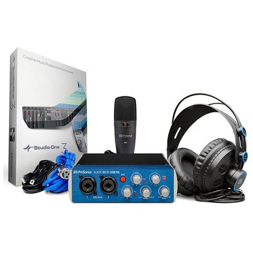 Микрофон PreSonus AudioBox 96 Studio