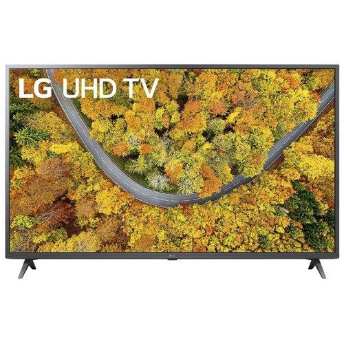 Фото - Телевизор LG 43UP76506LD 43 (2021), серый телевизор lg 28ln515s pz 27 5 2020 серый черный