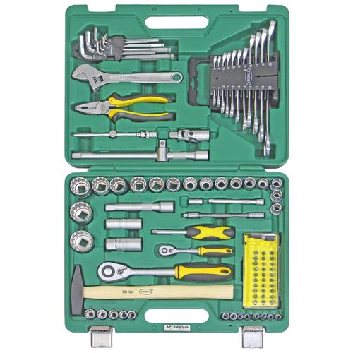 Набор автомобильных инструментов Арсенал C1412L98, 98 предм.