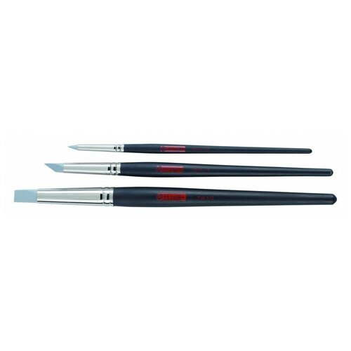 Купить Набор каучуковых шпателей Art Creation Royal Talens 3шт (№2/6/10) 9030001M, Кисти