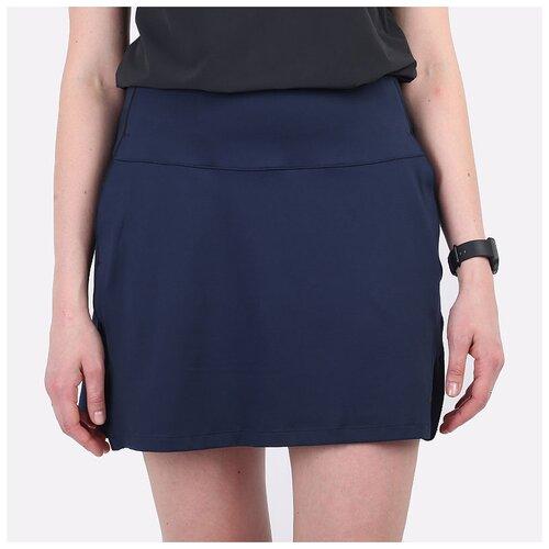 Юбка-шорты NIKE Victory, размер L, blue nike юбка длиной 3 4