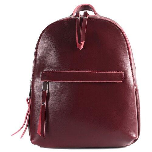 Фото - Рюкзак женский натуральная кожа MEYNINGER СВ2062/бордовый, модель рюкзак рюкзак 605030 бордовый