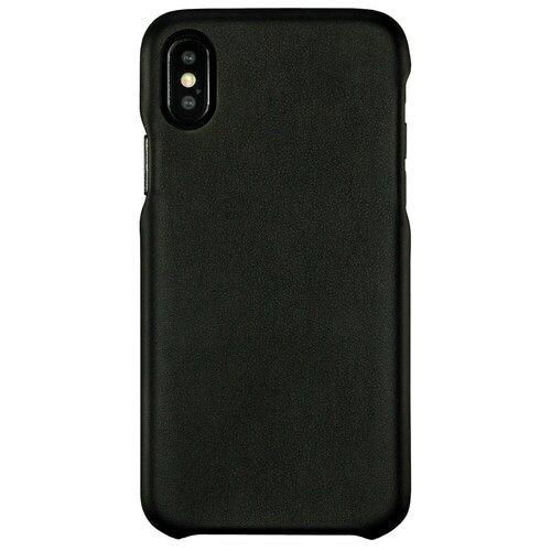 Чехол-накладка G-Case Slim Premium для Apple iPhone X/Xs черный чехол книжка g case slim premium для apple iphone 6 6s plus черный
