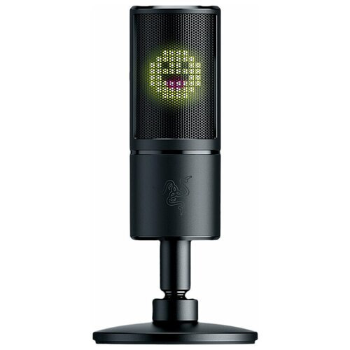 Микрофон Razer Seiren Emote – Microphone with Emoticons - FRML Packaging