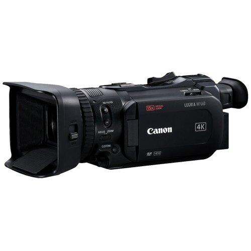 Фото - Видеокамера Canon LEGRIA HF G60 черный видеокамера