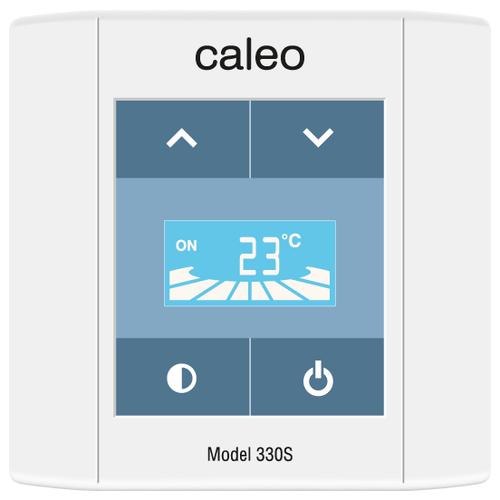 Терморегулятор Caleo 330S белый