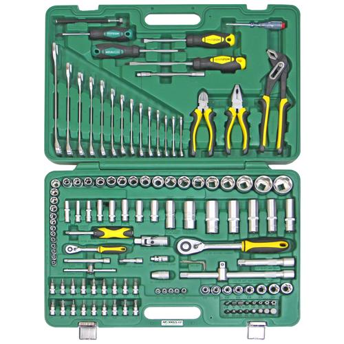 Набор автомобильных инструментов Арсенал C1412P132, 132 предм.