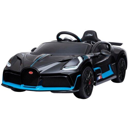 il divo brasília Harleybella Автомобиль Bugatti Divo 12V HL338, черный