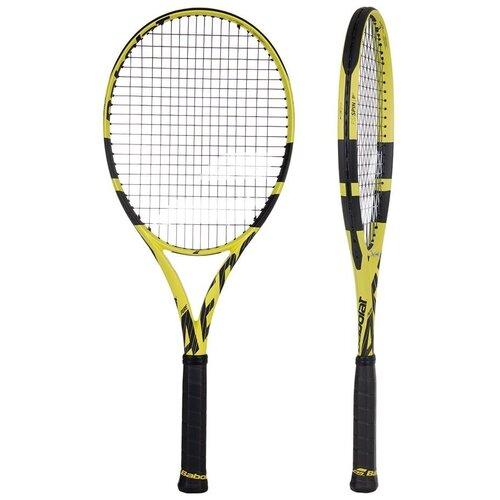 Теннисная ракетка Babolat Pure Aero Team babolat ракетка для большого тенниса babolat pure strike team размер 3