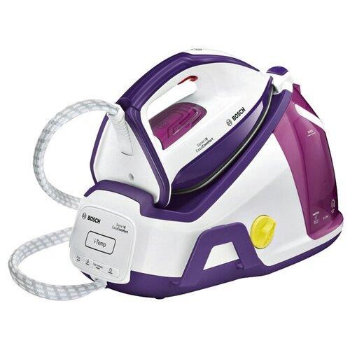 Парогенератор Bosch TDS 6530 фиолетовый/белый