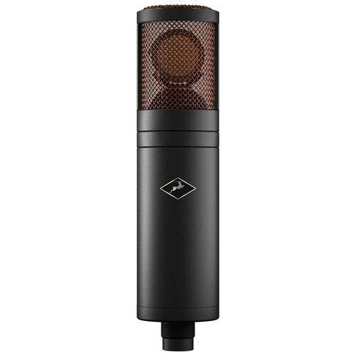Микрофон Antelope Audio Edge Duo, черный матовый