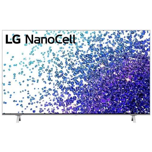 Фото - Телевизор NanoCell LG 55NANO776PA 54.6 (2021), серебристый телевизор lg 55nano776pa 55 nanocell ultra hd 4k