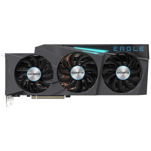 Видеокарта GIGABYTE GeForce RTX 3080 Ti EAGLE OC 12G (GV-N308TEAGLE OC-12GD) Retail